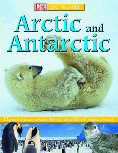 Eye Wonder: Arctic and Antarctic: More than 100 full-color photographs take young readers on a journey to the Arctic and Antarctic regions of the world, where they meet the animals and people who live there. Penguin Images, Penguins And Polar Bears, Dk Publishing, Polar Animals, Fishing Videos, Aleta, Readers Workshop, Free Books Online, Hands On Activities