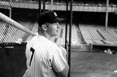 MLB players with the most All-Star Game appearances by team  -  July 7, 2017:     NEW YORK YANKEES: MICKEY MANTLE  -   Mantle made All-Star appearances in 16 seasons over a 17-year span for the Yankees. He won three MVP Awards during his career and led the AL in home runs four times.