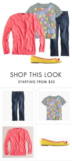 """""""Untitled #397"""" by llsdenver on Polyvore featuring J.Crew"""
