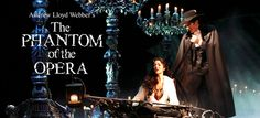 The Phantom of the Opera: Broadway's Longest Running Show.