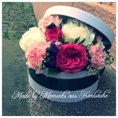 Flower in The Box, Blumenbox Hochzeitsfloristik Blumen