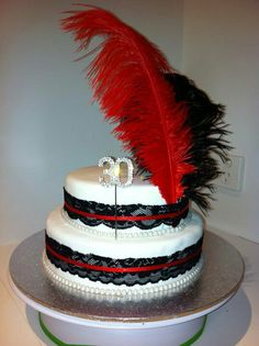 31st bday cake maybe... w/ a martini glass on top of it