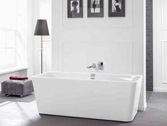 Bañeras de diseño sin juntas #bañera #bathtub #bathroom #diseño #interiordesign #HomeDecor #Decoration