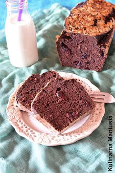 Brownie, I Want To Eat, Sweet Bread, Banana Bread, Muffin, Food And Drink, Gluten Free, Vegetarian, Sweets