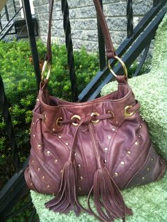 "Bulga ""Butterfly"" hobo - small"