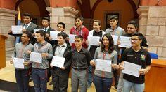 Los bachilleres michoacanos obtuvieron en esta contienda académica que se llevó a cabo del 26 de febrero al 2 de marzo dos medallas de oro y dos de plata en ...