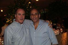 Bobby Krell + Charles Cateb