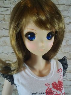 Smart Doll Kizuna Yumeno by JillyBeanSSF
