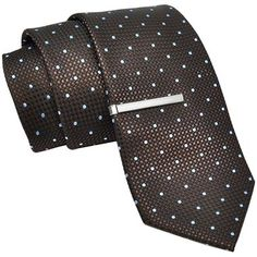 Stafford® Textured Pin Dot Tie - jcpenney