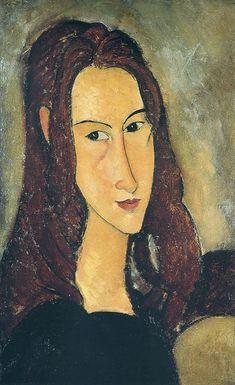 Modigliani's Women. Jeanne Hebuterne