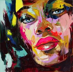 words do what I tell them to: Art: Francoise Nielly