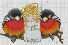 × Вышивание ~♥~ крестиком ×