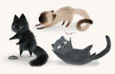 Olivia Chin Mueller Illustration   Majestic