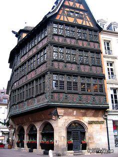 Maison Kammerzel . Strasbourg