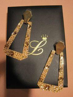 Orecchini luxury fashion scontatissimi