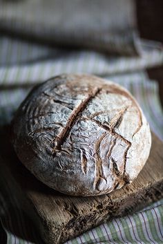 Molasses Fennel Rye Bread-2 by ilva-b