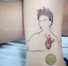 Resultado de imagen para frida kahlo tatuada