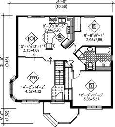 64 best design floor plans images diy ideas for home future Restored Farmhouse ranch house plan 49396 level one great laundry bath bungalow house plans ranch house