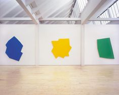 Imi Knoebel, 24 Colors—for Blinky, Photo: Bill Jacobson. Pablo Picasso, Imi Knoebel, Dia Beacon, Clyfford Still, Frank Stella, Action Painting, Exhibition Space, Geometric Shapes, Painting Prints