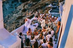 Brad asked Hannah to marry him during a trip in Southern France, on Valentine's Day. The most romantic day of the year. see more http://www.love4wed.com/destination-wedding-in-santorini-greece/