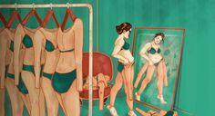 'The perfect body' by Sofi Santos