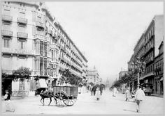 Rambla Catalunya 1900