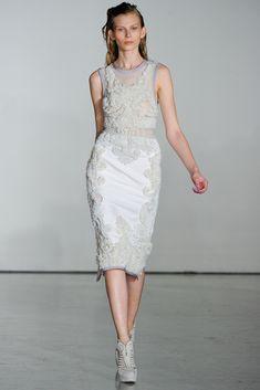 Aquilano.Rimondi - Spring 2012 Ready-to-Wear - Look 34 of 39