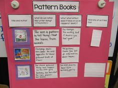Joyful Learning In KC: Pattern Stories At Writing Time