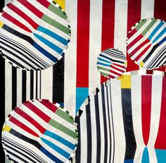 Abstract Photography Art Colorful Stripes