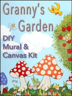Granny's Garden Pattern Kit