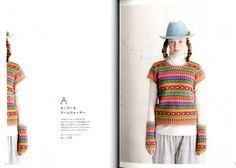 Kazekobo's Traditional Knit Clothes Japanese Craft by pomadour24