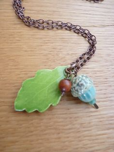 Made by Ellen L - Necklace (Pendants by Bo Hulley)