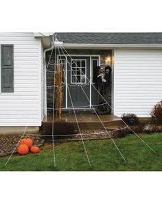 12' Yard Web (can make with clothesline)