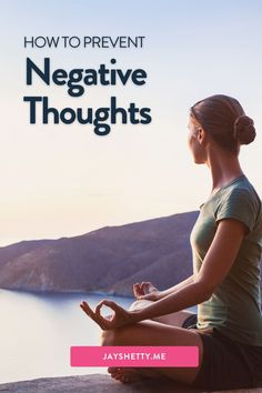 """Visit to learn how to identify and remove toxic negativity from your life. Jay Shetty talks about the 7 types of negative people explained in his book, """"Think Like a Monk."""" Jay also explores the types of negative interactions we deal with daily and how to avoid getting influenced by them. I'm Jay Shetty - author, podcast host, former monk, and purpose coach. My vision is to make wisdom go viral in an accessible, relevant & practical way. Negative People, Negative Thoughts, Love You Unconditionally, Removing Negative Energy, Train Your Mind, Love Yourself First, That One Friend, Planner Organization, Positive Life"""