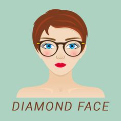 How to Choose Flattering Eyeglass Frames According to Face Shapes Face Shapes, Eyeglasses, Frames, Optometry, Eyewear, Glasses, Frame, Potato Humor, Eye Glasses