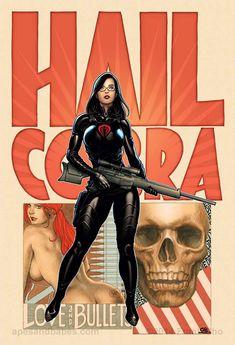 Hail Cobra by Frank Cho & Brandon Peterson Comic Book Artists, Comic Book Characters, Comic Artist, Comic Character, Comic Books Art, Marvel Characters, Frank Cho, Thundercats, Baroness Gi Joe