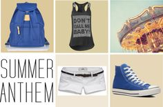 """Summer Anthem"" by marmar-loves-1d on Polyvore"