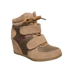 Bowery Sneaker Wedge
