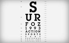 Eye Tester | Surfoz Action Sports