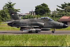 Indonesia Air Force, BAe Hawk 209 in WIMK