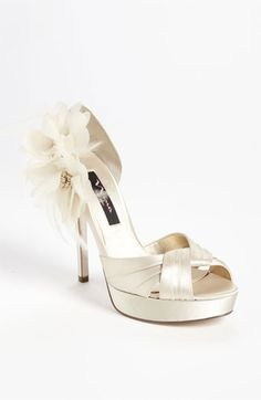 Nina 'Maybell' Pump | Nordstrom #Nordstromweddings