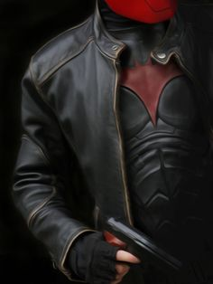 Red Hood Jason Todd Poster