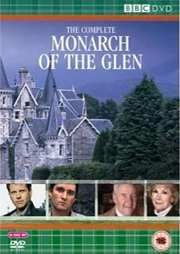 Monarch of the Glen. Wonderful BBC series.