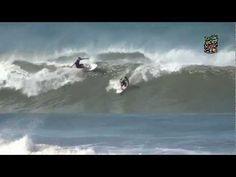 FREE SURF IN A BIG MONDAY - Praia de Itaúna - Saquarema - 21.maio.2012 - YouTube