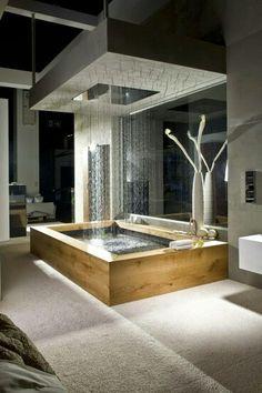 Baño o fuente