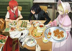 Chise Hatori, Yume, The Ancient Magus Bride, Anime Angel, Anime Kawaii, Cultura Pop, Manga Drawing, Studio Ghibli, Shoujo