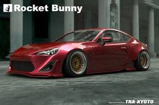 Rocket Bunny V1 Aero - Scion FR-S (ZN6) (without GT-Wing)