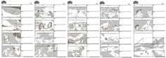 Practice storyboarding Legend of Korra by kelbykross.deviantart.com on @DeviantArt
