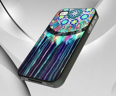 Dream catcher colorful For iPhone 5 Case Iphone Phone Cases, Creative Design, Dream Catcher, Ipad, Crystals, Prints, Colorful, Accessories, Classy