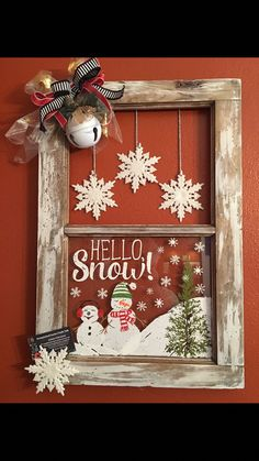 New Screen Xmas Crafts For Sale Style Going For An Evening Of Yuletide Craft Idea .New Screen Xmas Crafts for sale of style going for an evening with brainstorming ideas for Christmas. Easy Homemade Christmas Gifts, Simple Christmas, Christmas Holidays, Christmas Wreaths, Christmas Ornaments, Christmas Baskets, Fall Wreaths, Painted Windows For Christmas, Christmas Cards